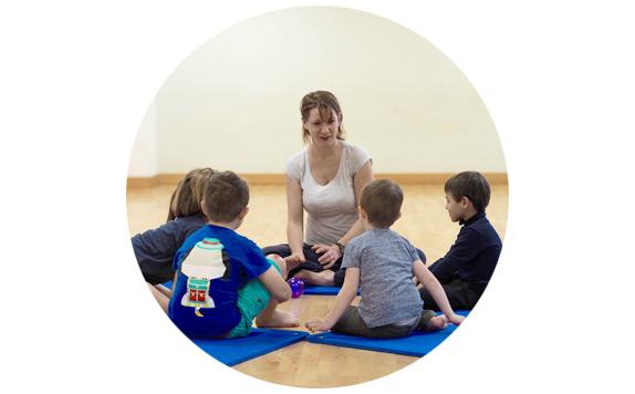 Cours de Yoga pour Enfants (4-6 ans & 7-10 ans)