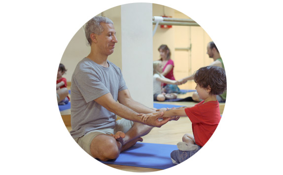 Atelier de Yoga Parents-enfants